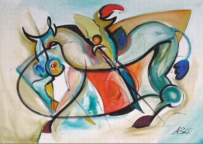 Tableau design astiere tableaux d co contemporains - Tableaux originaux design ...